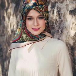 SİLKHOME TİVİL İPEK EŞARP 1003-1